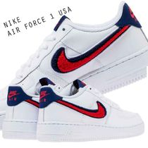"NIKE AIR FORCE 1 ""USA"" 小さいサイズ 22.5-25㎝"