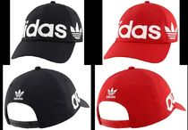 【関税/送料無料】ADIDAS ORIGINALS BIG LOGO SNAPBACK CAP