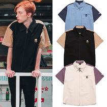 ★WV PROJECT★日本未入荷 半袖 MIND SHORT SLEEVE SHIRT【3色】