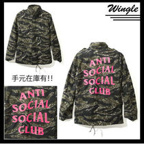 【希少】Anti Social Social Club/ Tiger Defender Jacket