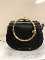 VIP SALE!!!【Chloe】 Small Nile Bracelet Bag (Black)