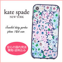 【国内発送】JEWELED DAISY GARDEN IPHONE 7 & 8 CASEセール