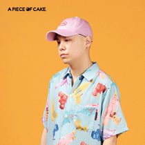 A PIECE OF CAKE(ピースオブケイク) キャップ ★A PIECE OF CAKE★ Oval Logo Baseball Cap