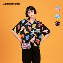 A PIECE OF CAKE(ピースオブケイク) ブラウス・シャツ ★A PIECE OF CAKE★ Watergun Hawaiian Shirts