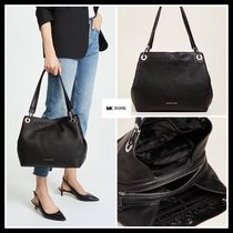 ★送料無料★ Michael Kors Raven Large Shoulder Tote Bag