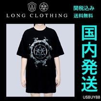 LONG CLOTHING(ロングクロージング) Tシャツ・カットソー 【関税込】LONG CLOTHING × PUSSYKREW RATIO  Tシャツ