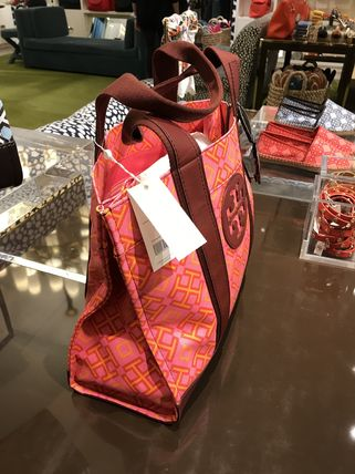 Tory Burch トートバッグ 最新トリーバーチ*4T PRINTED TOTE/36720円(6)