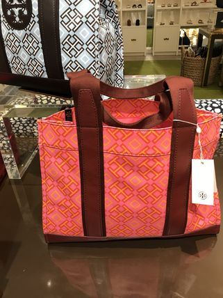 Tory Burch トートバッグ 最新トリーバーチ*4T PRINTED TOTE/36720円(7)