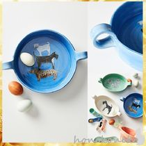 調理器具 【国内発 Anthropologie 送料込】Painted Pup Pie Dish