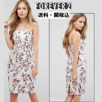 Forever Unique(フォーエバーユニーク) ワンピース Forever Newコルセットドレスwith レースアップ Front