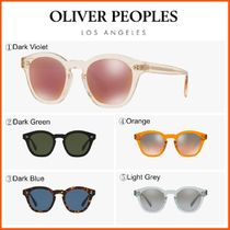 OLIVER PEOPLES(オリバーピープルズ) サングラス ロサンゼルス発☆最新作☆OLIVER PEOPLES☆BOUDREAU L.A
