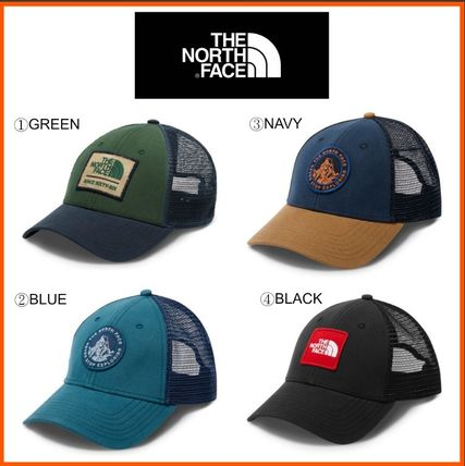 7cc2b31154247 THE NORTH FACE キャップ 18SS☆新作☆THE NORTH FACE☆PATCHES TRUCKER HAT ...