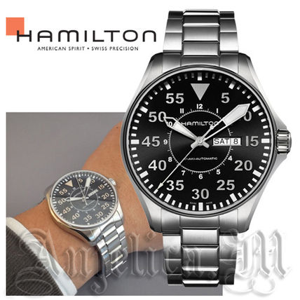 ★安心追跡付★Hamilton  KHAKI AVIATION PILOT AUTO H64715135