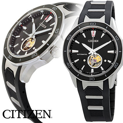 Citizen Signature Octavia Automatic メンズ 腕時計 NB4018-04E