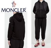 2018AW【MONCLER】Down Cardigan Black★ダウンジャケット