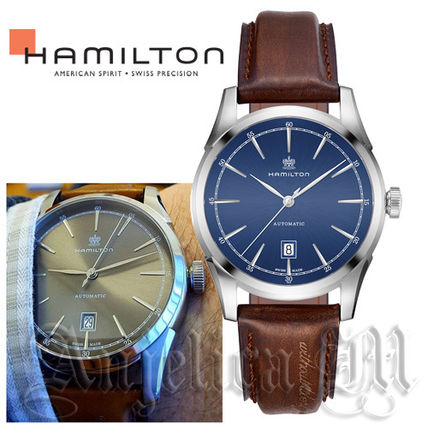 ★安心追跡付★Hamilton  SPIRIT OF LIBERTY AUTO H42415541