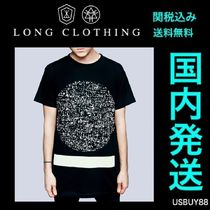 LONG CLOTHING(ロングクロージング) Tシャツ・カットソー LONG CLOTHING  CONSTANT  Tシャツ
