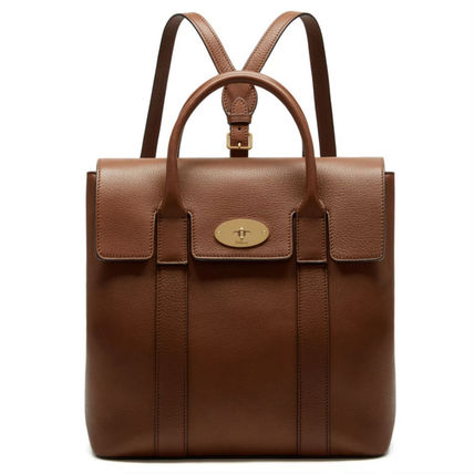 Mulberry バックパック・リュック Mulberry ベイズウォーターバックパック Oak Small 送料込(2)