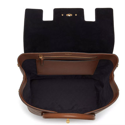 Mulberry バックパック・リュック Mulberry ベイズウォーターバックパック Oak Small 送料込(5)
