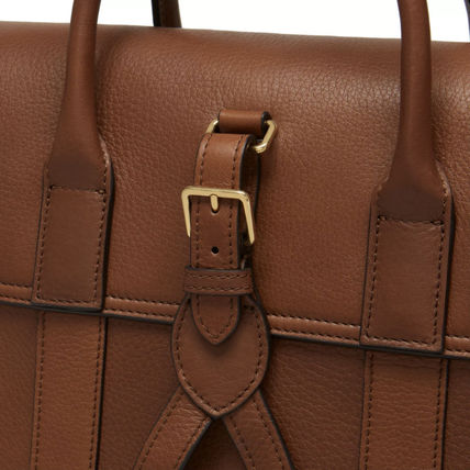 Mulberry バックパック・リュック Mulberry ベイズウォーターバックパック Oak Small 送料込(6)