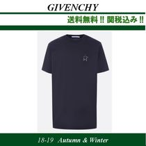 18AW,関税込★GIVENCHY(ジバンシイ)starプリント Tシャツ