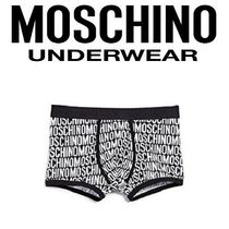★送料・関税込み★Moschino Jersey Trunks