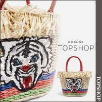 【国内発送・関税込】TOPSHOP★Tiger Tote Bag