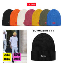 【BUYMA最安値】SS18 Supreme Overdyed Ribbed Beanie/送料込み