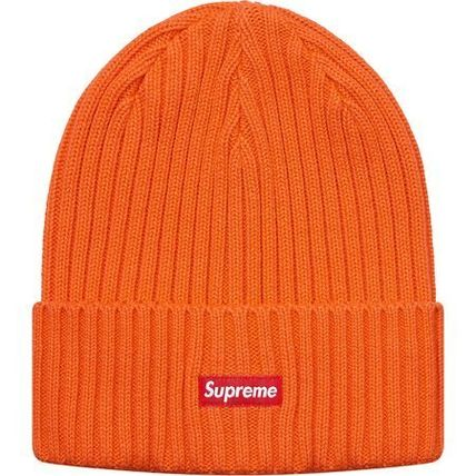 Supreme ニットキャップ・ビーニー 【BUYMA最安値】SS18 Supreme Overdyed Ribbed Beanie/送料込み(3)