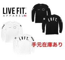 Live Fit(リブフィット) Tシャツ・カットソー ◆Live Fit◆アスリートロングスリーブ