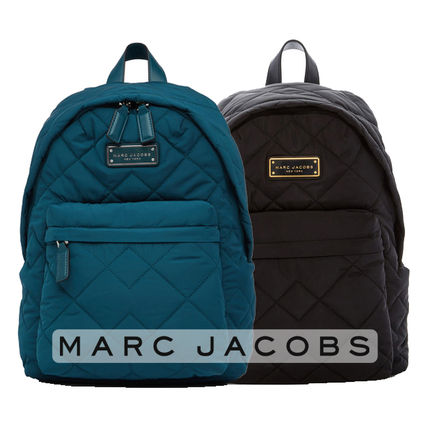 【Marc Jacobs】バックパック☆キルトナイロン2色
