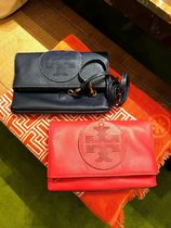 新作 TORY BURCH★LOGO FOLDOVER CROSSBODY 2wayバッグ