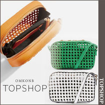 【国内発送・関税込】TOPSHOP★Onara Lattice Cross Body Bag