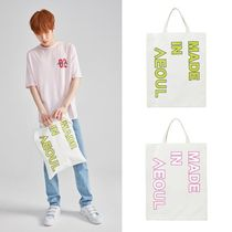 NOHANT(ノアン) エコバッグ ☆NOHANT☆  MADE IN SEOUL ECO BAG エコバッグ 2色