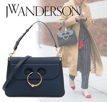18SS【J.W.ANDERSON】leather pierce bag★ピアスバッグ