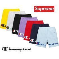 Supreme Champion Sweatshort  SS18 送料無料