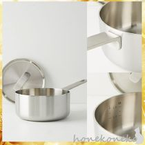 調理器具 【送料込 Anthropologie】BergHOFF Ron 5-Ply Covered Sauce Pan