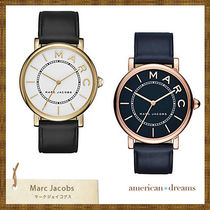 Marc by Marc Jacobs(マークバイマークジェイコブス) アナログ腕時計 SALE!★ Marc Jacobs 素敵なラウンドフェイス腕時計