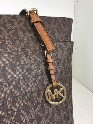 Michael Kors マザーズバッグ 【即発3-5日着】MICHAEL KORS★JET SET ITEM EW TZ ★トート(9)