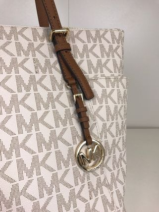 Michael Kors マザーズバッグ 【即発3-5日着】MICHAEL KORS★JET SET ITEM EW TZ ★トート(13)