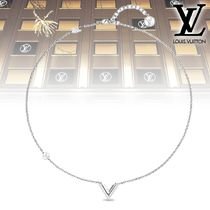 【直営店買付】Louis Vuitton ESSENTIAL V NECKLACE