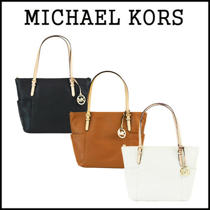 Michael Kors マザーズバッグ 【即発★3-5日着】MICHAEL KORS★JET SET ITEM EW  TZ ★TOTEBAG