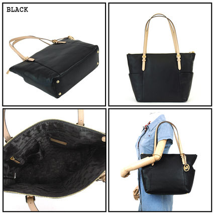 Michael Kors マザーズバッグ 【即発★3-5日着】MICHAEL KORS★JET SET ITEM EW  TZ ★TOTEBAG(2)
