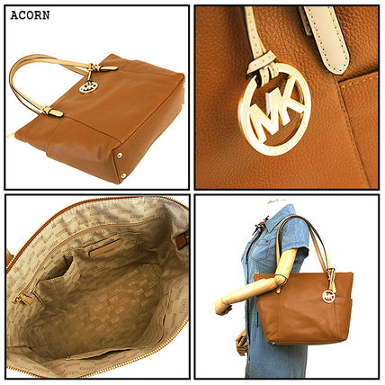Michael Kors マザーズバッグ 【即発★3-5日着】MICHAEL KORS★JET SET ITEM EW  TZ ★TOTEBAG(4)