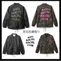 【希少】Anti Social Social Club/ Blair Witch カモ コーチJK