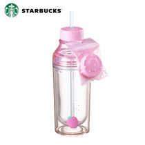 ★STARBUCKS★ ★STARBUCKS★ Strawberry lena cold cup 473ml