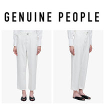 【GENUINE PEOPLE】●日本未入荷●High Waisted Jeans