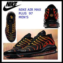 完売前に!ナイキ★Nike Air Max 97 Plus★Black//Shock Orange