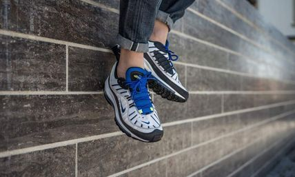 "[NIKE]AIR MAX 98 ""RACER BLUE"""