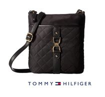 ☆Tommy Hilfiger☆便利なナイロン製クロスボディバッグ♪